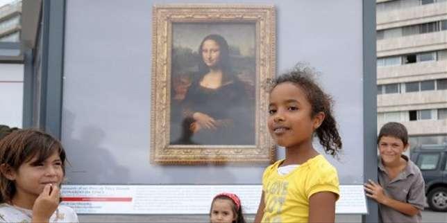 La « Joconde » au secours du patrimoine