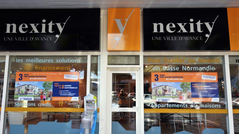 Nexity: la direction confirme ses objectifs, malgré un net ralentissement