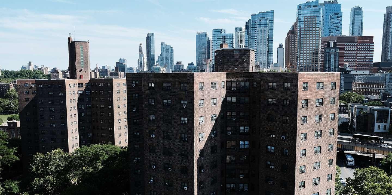 « Cette reconnaissance faciale, c'est trop » : dans un quartier noir de New York, des locataires en colère