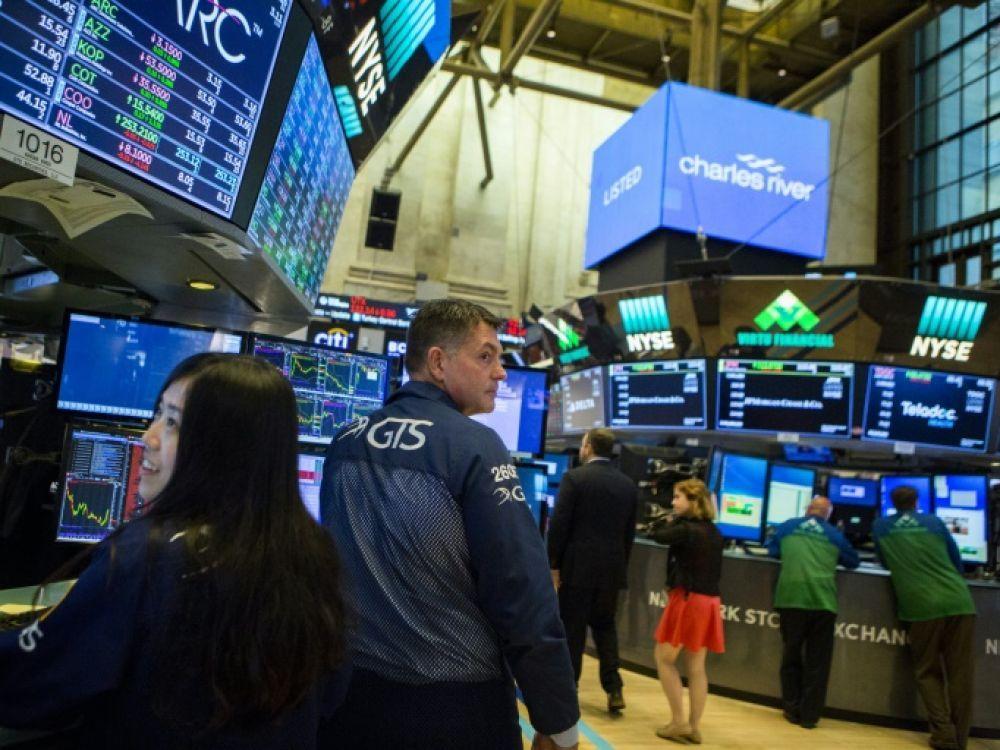 Wall Street, de nouveau ébranlée par la crise turque, ouvre en baisse