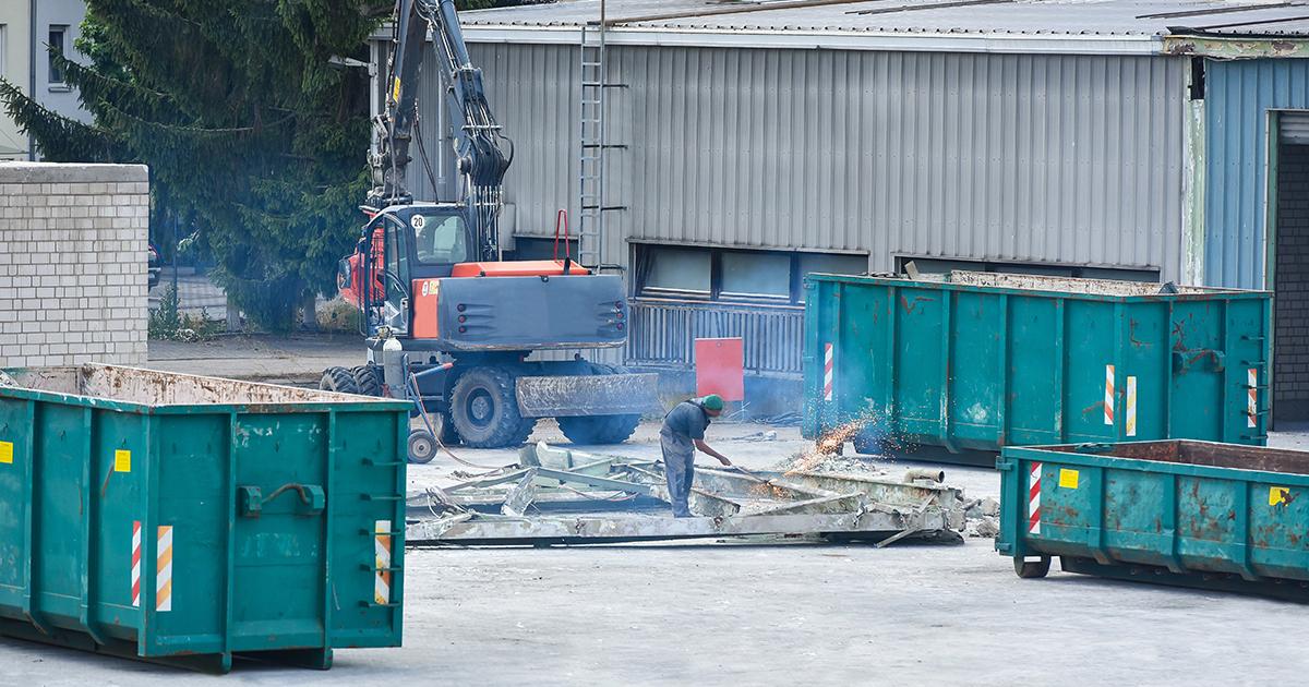 L'autorisation de transport de déchets d'amiante en vrac pourrait améliorer la sécurité des chantiers