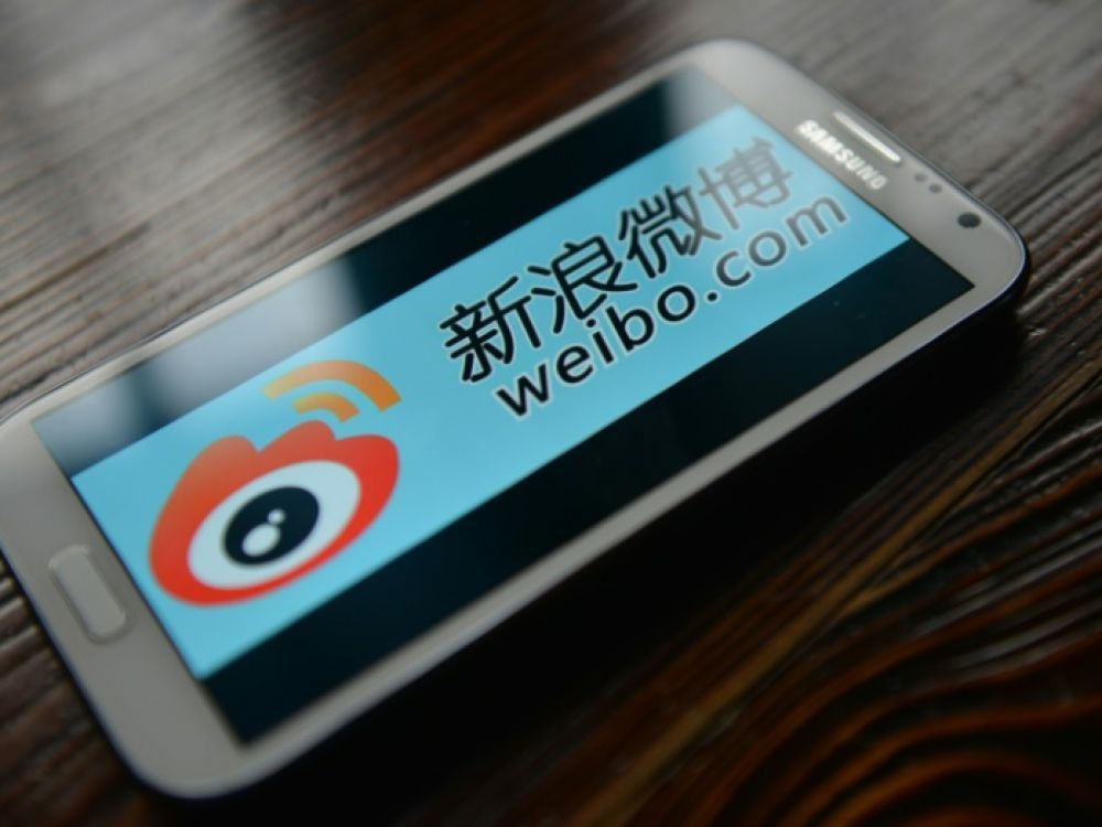Le site Weibo envisage de sortir des frontières chinoises