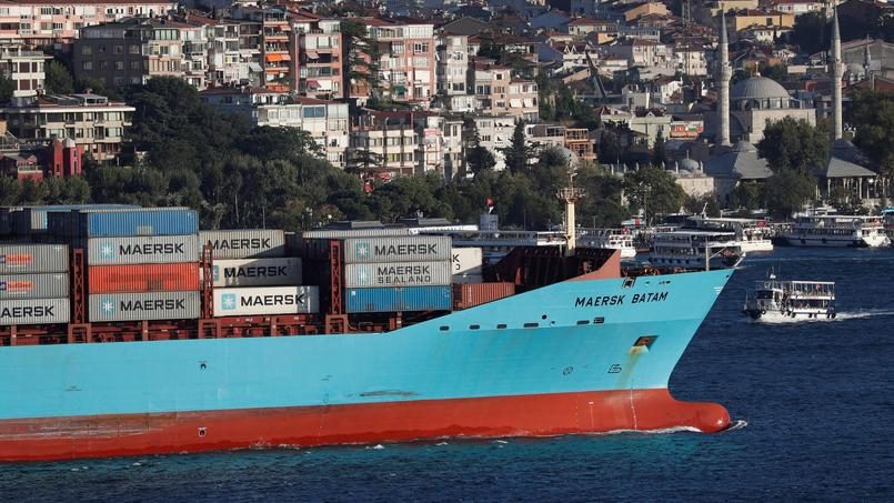 Maersk poursuit son recentrage sur le transport