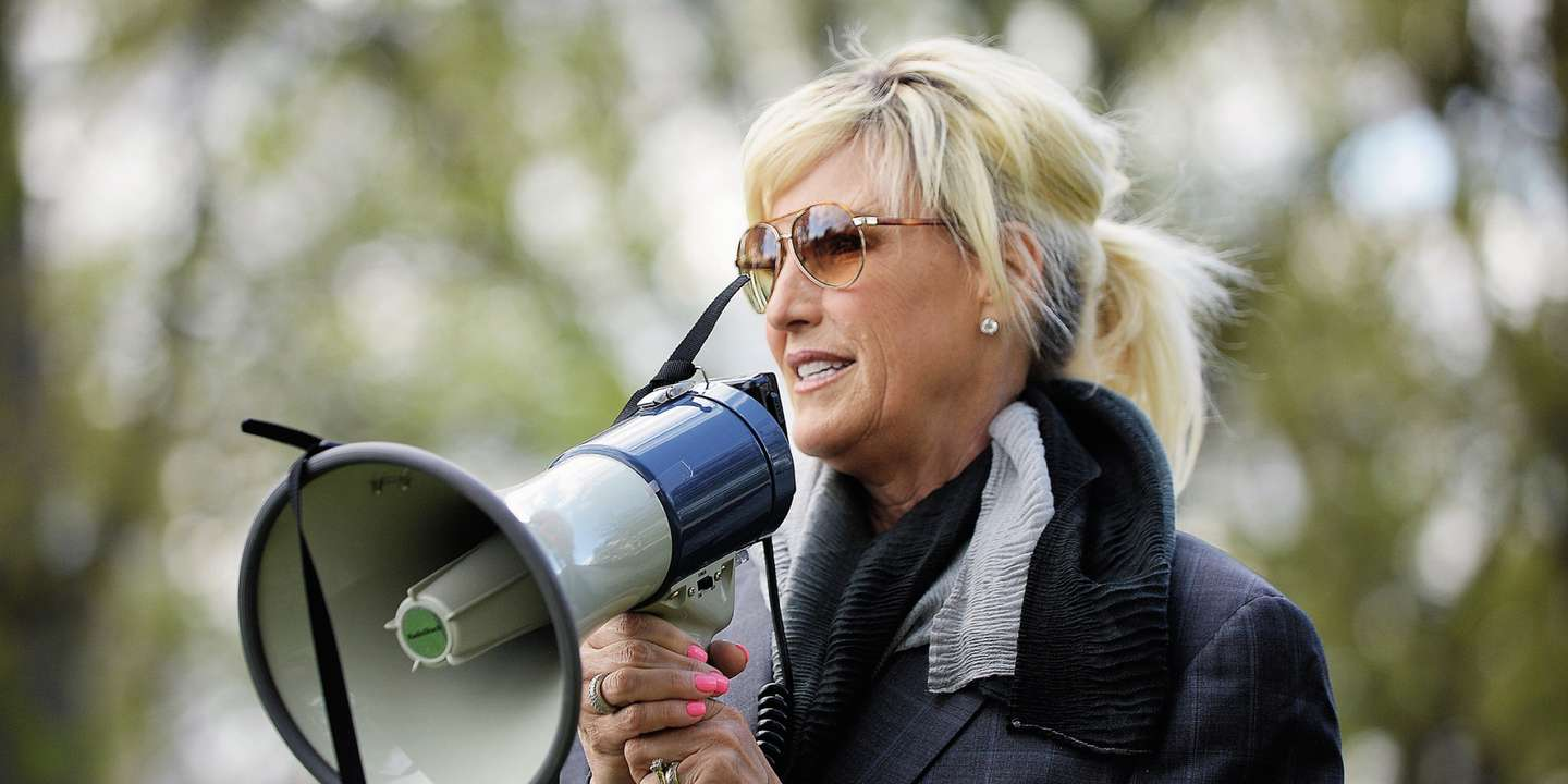 Incendies en Californie : Erin Brockovich continue le combat à Paradise