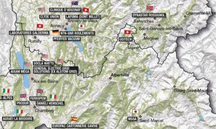 Dossier International : les montagnes poussent les frontières