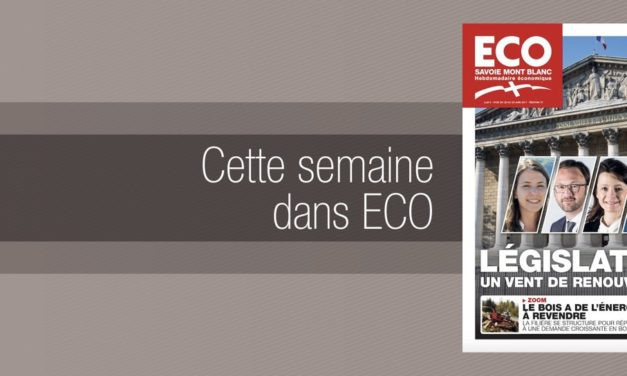 Votre magazine ECO Savoie Mont Blanc du 23 juin 2017