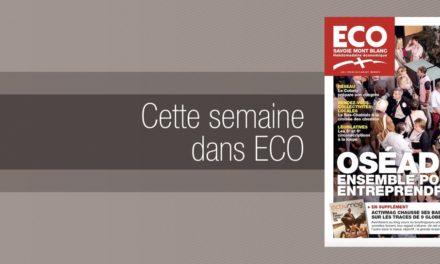 Votre magazine ECO Savoie Mont Blanc du 2 juin 2017