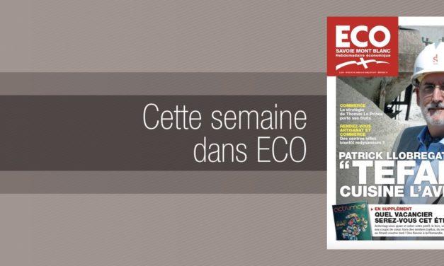 Votre magazine ECO Savoie Mont Blanc du 30 juin 2017