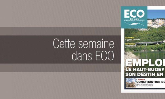 Votre magazine ECO de l'Ain du 1er juin 2017