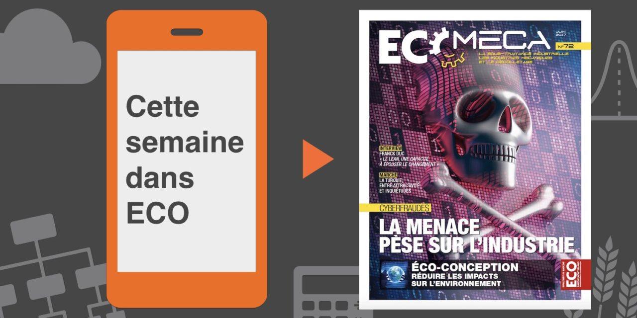 EcoMeca n°72 juin 2017