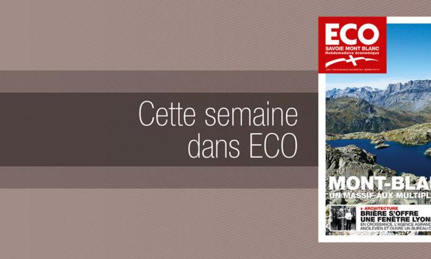 Votre magazine ECO Savoie Mont Blanc du 30 juillet