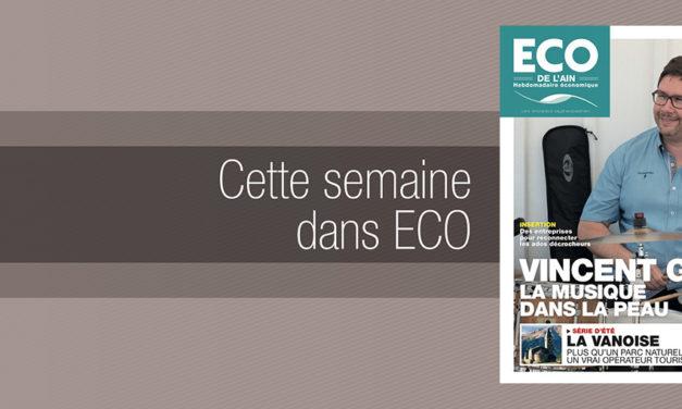 Votre magazine ECO de l'Ain du 27 juillet 2017