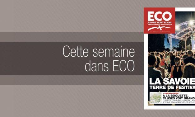 Votre magazine ECO Savoie Mont Blanc du 14 juillet