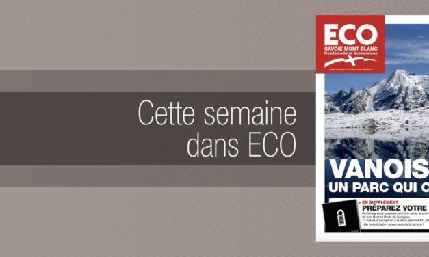 Votre magazine ECO Savoie Mont Blanc du 21 juillet