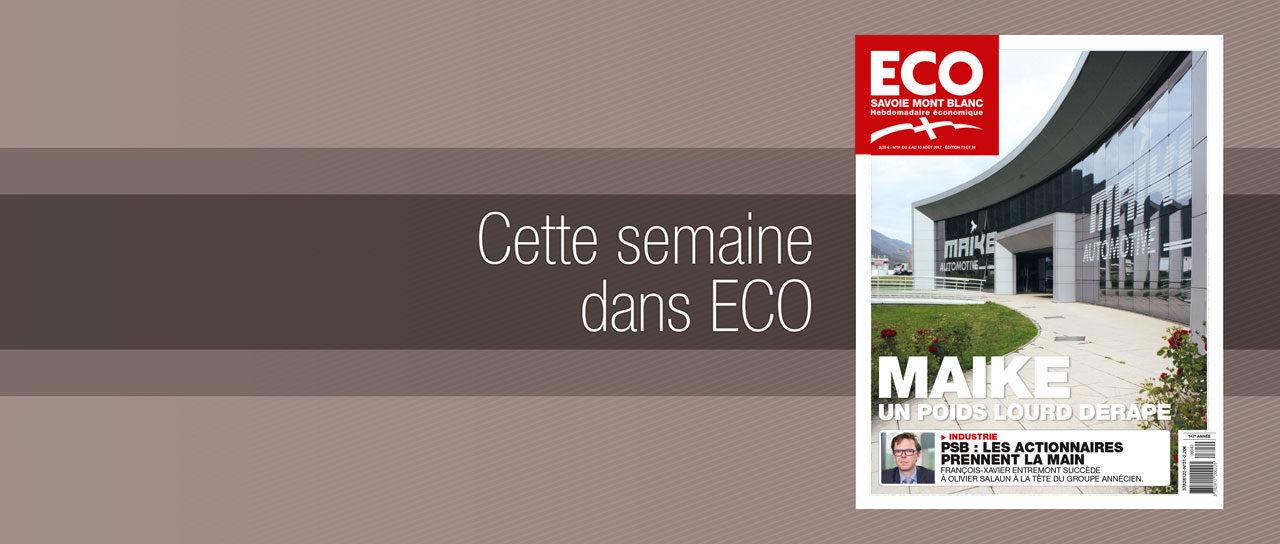 Votre magazine ECO Savoie Mont Blanc du 4 août