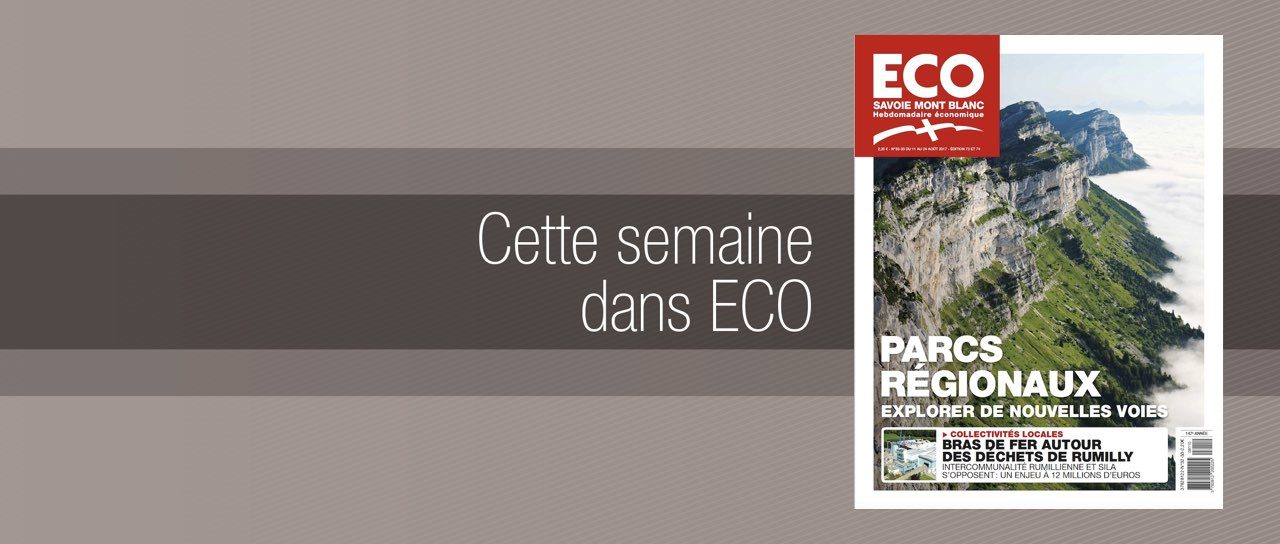 Votre magazine ECO Savoie Mont Blanc du 11 août