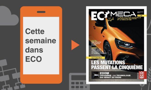 EcoMeca n°73 septembre 2017