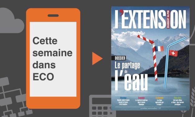 Votre magazine L'EXTENSION Automne 2017
