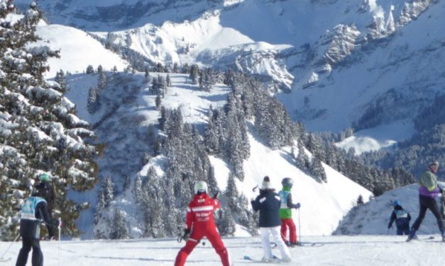 Dossier ski : premières glisses, les bonnes pistes pour débuter