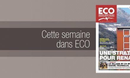 Votre magazine ECO Savoie Mont Blanc du 1er décembre 2017