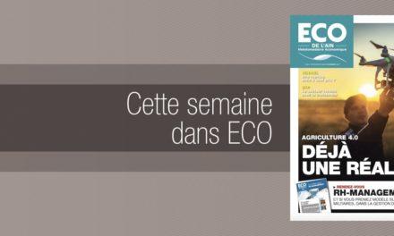 Votre magazine ECO de l'Ain du 2 novembre 2017