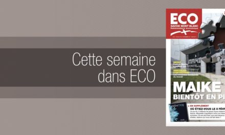Votre magazine ECO Savoie Mont Blanc du 8 décembre 2017