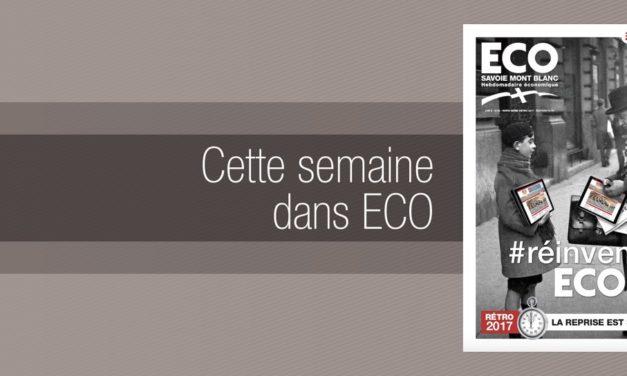 Votre magazine ECO Savoie Mont Blanc du 29 décembre : la rétro 2017 !