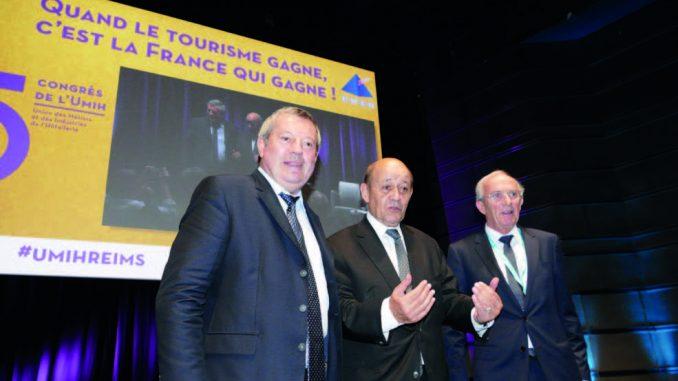 Roland Héguy : « Nous devons investir dans la promotion touristique »