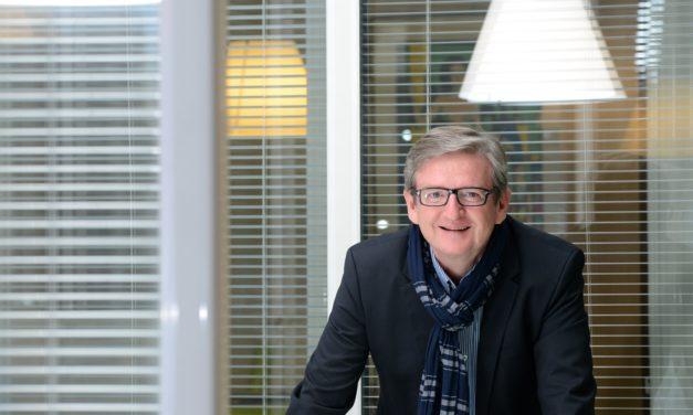 """Xavier Dullin: """"le Lyon Turin sous Chartreuse, c'est moins de camions à Chambéry !"""""""