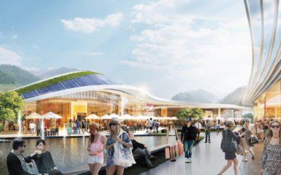 Open sky : la CCI ouvre le ciel du Centre Commercial d'Épagny