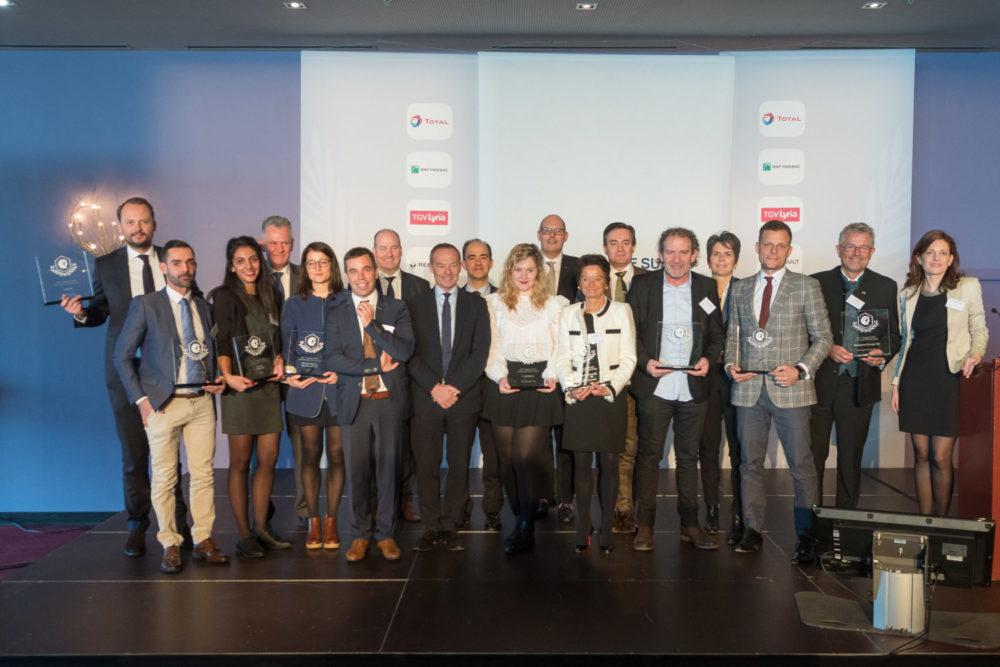 Trophées France-Suisse du commerce : découvrez les 8 lauréats
