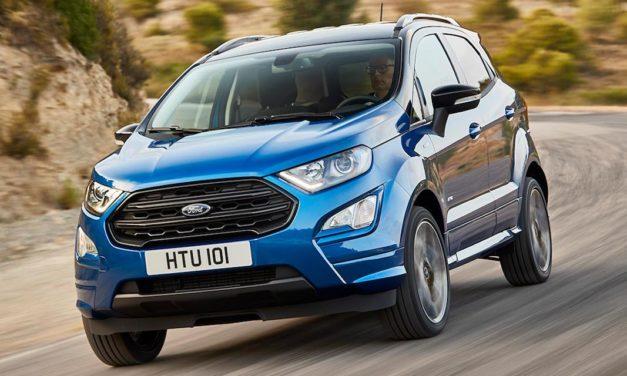Publi-reportage / Zoom sur le Le nouveau SUV Ford EcoSport : plus de style, plus baroudeur (4×4), plus high-tech