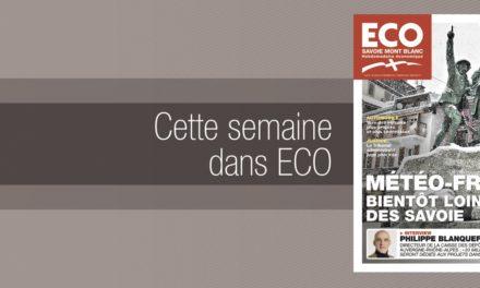 Votre magazine ECO Savoie Mont Blanc du 23 février 2018