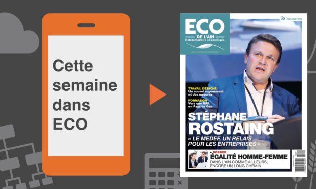 Votre magazine ECO de l'Ain du 22 février 2018