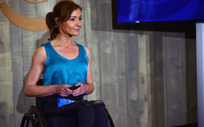 Dorine Bourneton :  « Écrire une page de son histoire en s'engageant avec passion »
