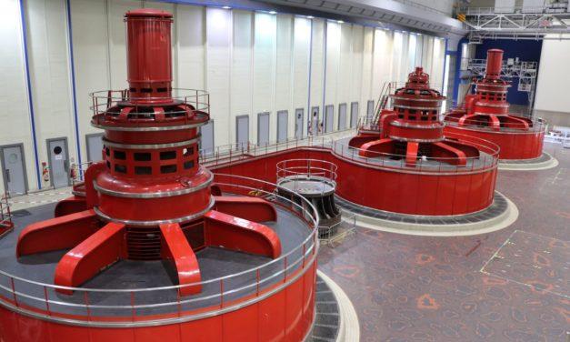 Découvrez les coulisses du barrage de Génissiat, qui fête ses 70 ans