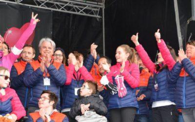 Partenariat / ECO Savoie Mont Blanc et la formidable aventure Glisse en Cœur 2018 !