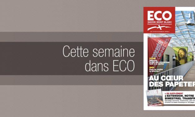 Votre magazine ECO Savoie Mont Blanc du 23 mars