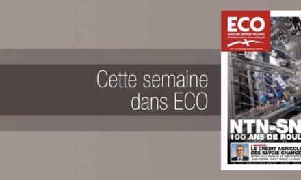 Votre magazine ECO Savoie Mont Blanc du 30 mars 2018