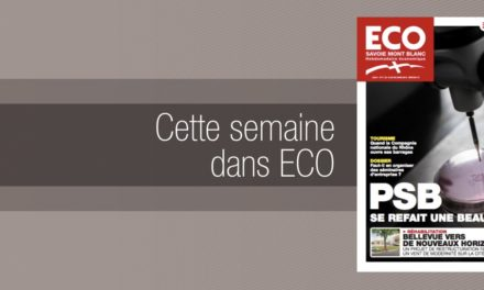Votre magazine ECO Savoie Mont Blanc du 16 mars