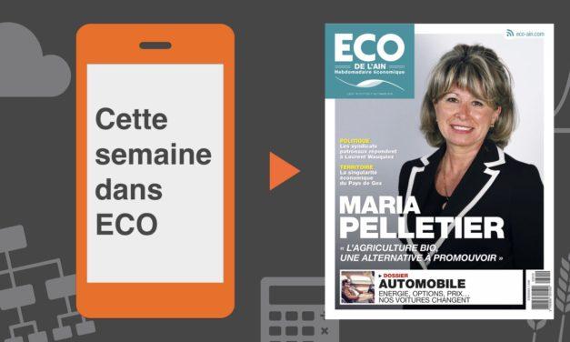 Votre magazine ECO de l'Ain du 1er mars 2018