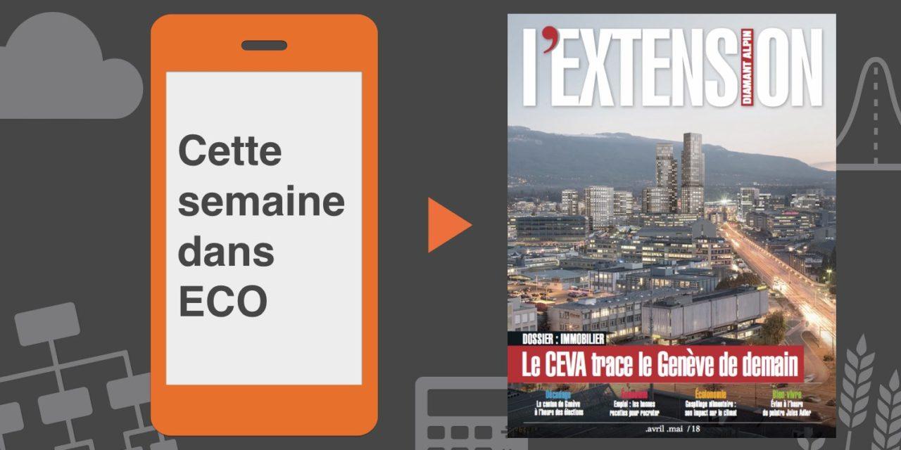 Votre magazine L'EXTENSION Printemps 2018
