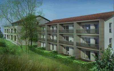 Le plus grand chantier immobilier bois/béton de la région est à Annecy-le-Vieux