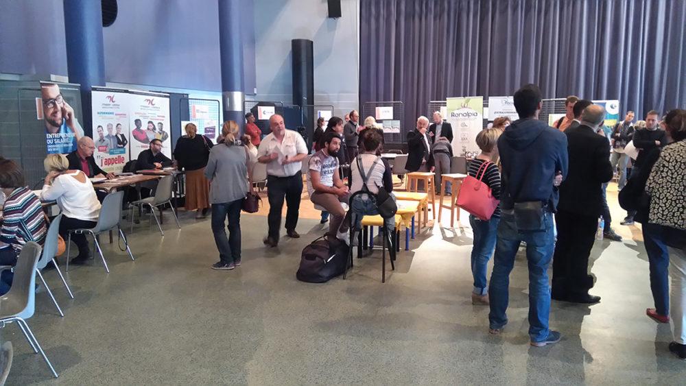 Forum de l'entreprenariat en Côtière, 1re édition