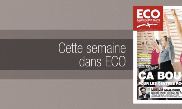 Votre magazine ECO Savoie Mont Blanc du 20 avril 2018