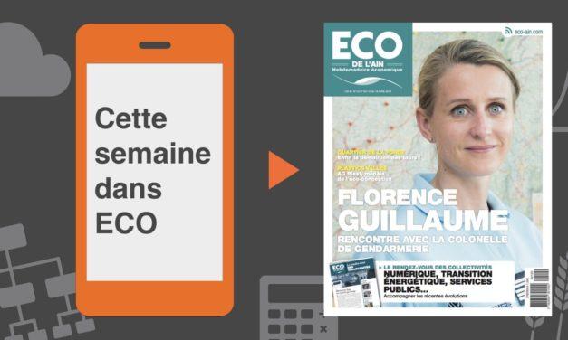 Votre magazine ECO de l'Ain du 12 avril 2018