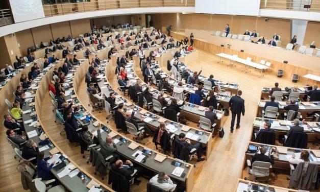 La justice annule le budget de la Région Auvergne-Rhône-Alpes
