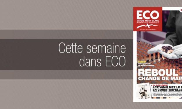 Votre magazine ECO Savoie Mont Blanc du 4 mai 2018