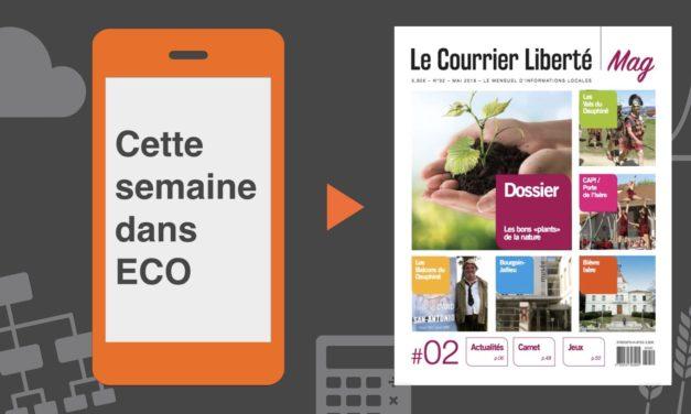 Votre magazine Courrier Liberté Mag de mai 2018