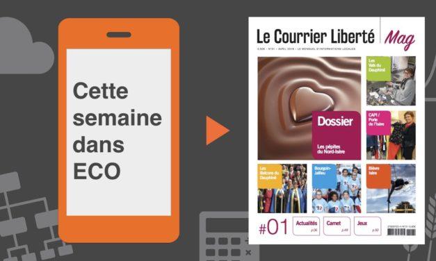 Votre magazine Courrier Liberté Mag d'avril 2018